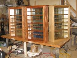 Highlight for Album: Pipe Rack, Black Walnut, Sasafrass-CLICK ON THE PICTURE TO SEE MORE PICTURES WITHIN THIS ALBUM
