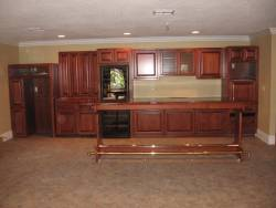 Highlight for Album: Cherry Game Room w/Trestle Table-CLICK ON THE PICTURE TO SEE MORE PICTURES WITHIN THIS ALBUM