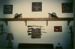 Shelves for your CANONS